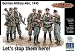Let's Stop Them Here -- Plastic Model Military Figure Kit -- 1/35 Scale -- #35162