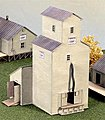 Military Chapel Kit -- Z Scale Model Railroad Building -- #79990916