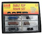 Desk Top Trn Set F7 MP - Z-Scale
