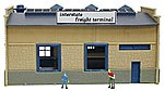 CF Truck Depot -- N Scale Model Railroad Building -- #2583