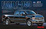 Ford F-350 -- Plastic Model Truck Kit -- 1/24 Scale -- #cs001