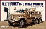 MRAP Cougar 6x6 -- Plastic Model Military Vehicle Kit -- 1/35 Scale -- #ss005