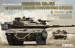 1/35 Merkava Mk 4M Israeli Main Battle Tank w/Trophy Active Protection System (New Tool) (FEB)