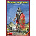 Roman Legionary I Century A.D. -- Plastic Model Military Figure -- 1/16 Scale -- #16005