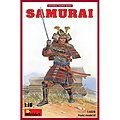 Samurai Warrior -- Plastic Model Military Figure -- 1/16 Scale -- #16028