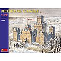Medieval Castle -- Plastic Model Building Kit -- 1/72 Scale -- #72005