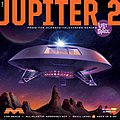 Lost in Space Jupiter 2 -- Science Fiction Plastic Model Kit -- #913