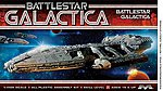 Battlestar Galactica Original Galactica -- Science Fiction Plastic Model Kit -- 1/4105 Scale -- #942
