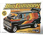1982 Dodge Van -- Plastic Model Vehicle Kit -- 1/25 Scale -- #824-12