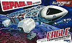 Space 1999 Eagle Transporter -- Science Fiction Plastic Model Kit -- 1/48 Scale -- #825-06
