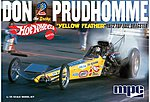 Don ''Snake'' Prudhomme 1972 Dragster -- Plastic Model Car Kit -- 1/25 Scale -- #844-12