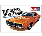 Dukes of Hazzard Gen Lee 1969 Charger -- Snap Tite Plastic Model Car Kit -- 1/25 Scale -- #pc817