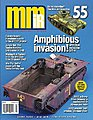 Military Miniatures in Review Magazine Issue #55 -- Military Vehicle Magazine -- #55