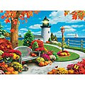 Autumn Sail 750pcs -- Jigsaw Puzzle 600-1000 Piece -- #31576