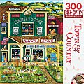 The Old Country Store 300pcs EZ -- Jigsaw Puzzle 0-599 Piece -- #31678