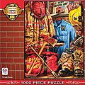 Fire And Rescue 1000pcs -- Jigsaw Puzzle 600-1000 Piece -- #71511