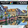 Delightful Afternoon 1000pcs -- Jigsaw Puzzle 600-1000 Piece -- #71606