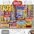 Nestle 1000pcs -- Jigsaw Puzzle 600-1000 Piece -- #71619