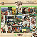 Family Time Collage 1000pcs -- Jigsaw Puzzle 600-1000 Piece -- #71624