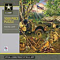Making Camp 1000pcs -- Jigsaw Puzzle 600-1000 Piece -- #71629