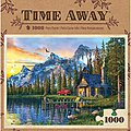 Living The Dream 1000pcs -- Jigsaw Puzzle 600-1000 Piece -- #71639