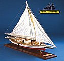 Willie Bennett Skipjack -- Wooden Model Ship Kit -- 1/32 Scale -- #2032