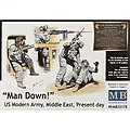 1/35 Man Down! US Modern Army Middle East (4)