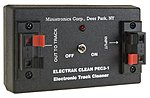 Electrak Clean Trackside Cleaner -- Model Railroad Electrical Accessory -- #pec31