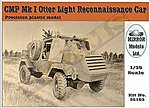 CMP Mk I Otter Light Recon Car -- Plastic Model Military Vehicle -- 1/35 Scale -- #35103