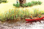 Water Lillies Kit (Makes 18 Plants) -- HO Scale Model Railroad Accessory -- #14140