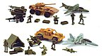 1/32 Glorious Mission Military Small Playset (Plastic)