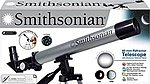 Smithsonian 40mm Refractor Telescope w/Table Top Tripod