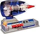 Operating Visible Jet Engine Kit (Battery Not Included)