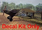 HO L4 Grasshopper Decal Kit