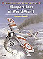 Aircraft of the Aces - Nieuport Aces of WWI -- Military History Book -- #aa33