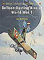 Aircraft of the Aces - Balloon Busting Aces of WWI -- Military History Book -- #aa66
