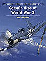 Aircraft of the Aces - Corsair Aces of WWII -- Military History Book -- #aa8