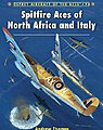 Aircraft of the Aces - Spitfire Aces of North Africa & Italy -- Military History Book -- #aa98