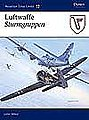 Aviation Elite - Luftwaffe Sturmgruppen -- Military History Book -- #ae20