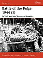 Battle of The Bulge 1944 (1) -- Military History Book -- #cam115