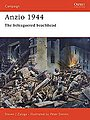 Anzio 1944 -- Military History Book -- #cam155