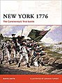 New York 1776 -- Military History Book -- #cam192