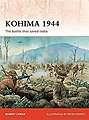 Kohima 1944 -- Military History Book -- #cam229