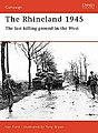 The Rhineland 1945 -- Military History Book -- #cam74