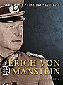 Erich Von Manstein -- Military History Book -- #cmd2