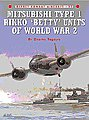 Mitsubishi Type 1 Rikko 'Betty' Units of WWII -- Military History Book -- #com22