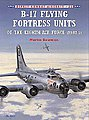 B-17 Flying Fortress Units -- Military History Book -- #com36