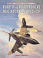 USAF F-4 Phantom MiG Killer 1972-73 -- Military History Book -- #com55