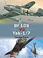 BF 109 Vs Yak-1/7 -- Military History Book -- #due65