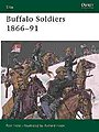 Buffalo Soldiers 1866-91 -- Military History Book -- #eli107